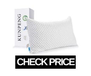 Bamboo Cover Best Cooling Bed Pillows