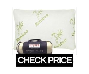 Empire Pillow Most Comfortable Backpacking